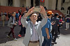 Gotcha! (stanco55) Tags: nyc streetphotography tourist camera wallst ricohgr