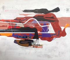 Jim Harris: Haydn Probe (Jim Harris: Artist.) Tags: music art geometric arte space kunst probe konst peinture musik haydn avantgarde neogeo kunstler