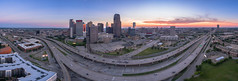 Dallas Sunset (d double u) Tags: us dallas texas unitedstates