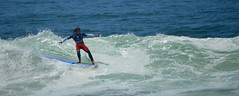 WSL Longboard Pro Surf Competition - Gaia, Portugal (sweetpeapolly2012) Tags: sea hot water sand surf waves surfer sunny competition surfing surfboard longboard pro surfers wetsuits longboarding surfmachine longboarders longboarder prosurf