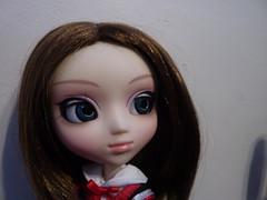 Kagami (.Poisoned♥Death.) Tags: groove planning jun custom partial rechipped rewigged kagami pullip bonita doll