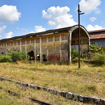 Abandoned Train Station from French Colonial Era 07 thumbnail