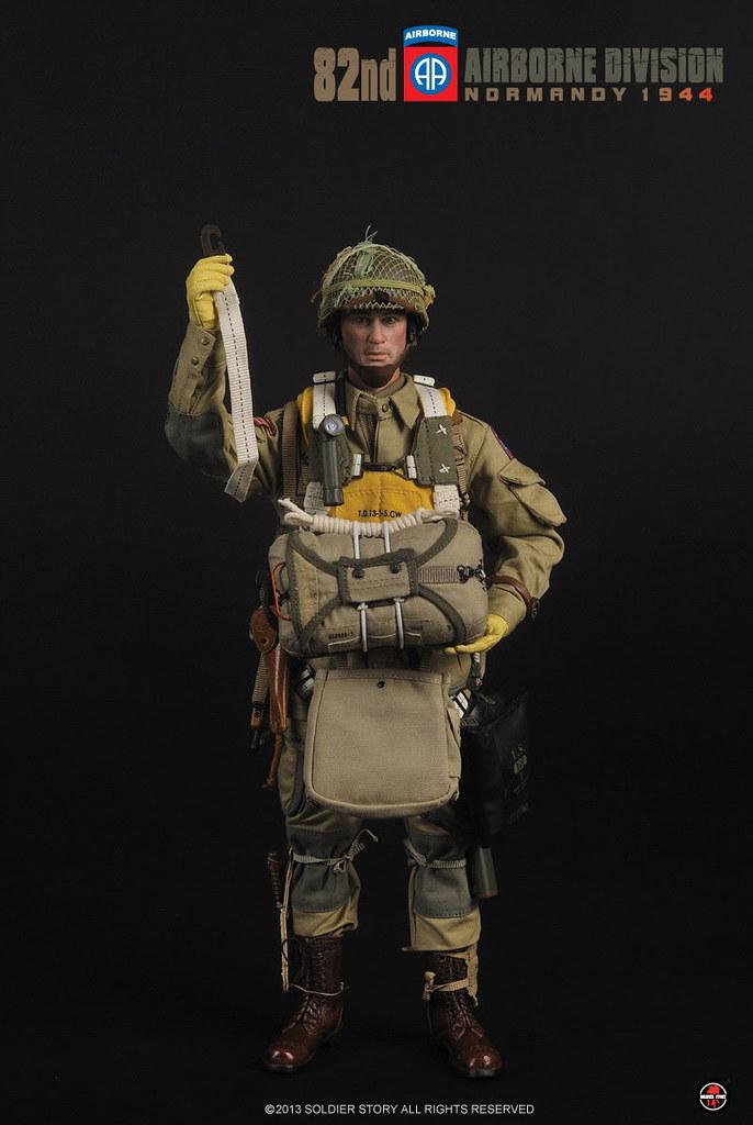Soldier Story - 1944 年諾曼第第82空降師
