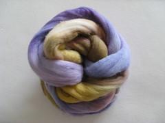 Preparing fibre for spinning (Tarviragus) Tags: rambouillet 2012 julyaugust