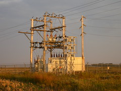 Otter Tail Power - Nelson County, ND [Explored] (NDLineGeek) Tags: explored 41600v otp