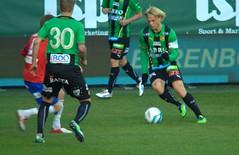 IS-GAIS (blondinrikard) Tags: 30 tele fotboll gamla 400mm ullevi gais is gbgftw