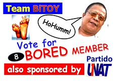 Bored Member (Verr 54) Tags: dr severino capitan uplb
