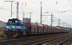 NIAG 5 (vsoe) Tags: railroad train germany deutschland engine eisenbahn rail railway nrw bahn ruhrgebiet nordrheinwestfalen zge ruhrpott gterzug niag vossloh falns g1206 kohlezug gterzugstrecke