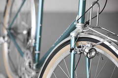 Royal H Teal Rando_16 (baumannphoto) Tags: boston steel custom campagnolo handbuilt randonneur 650b royalhcycles tealrando