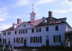 VA_Fairfax_Mt V_003 (TNoble2008) Tags: cupola dormer styleclassical 1989june materialwoodsiding materialwoodshingle