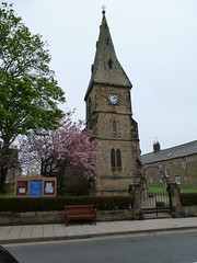 St John The Baptist, Alnmouth (southwell59) Tags: church spring blossom may northumberland alnmouth northeast stjohnthebaptist
