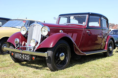 C0224-Smallwood. (day 192) Tags: cars car classiccar rover steamrally smallwood transportshow transportrally smallwoodvintagerally aro425