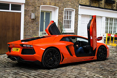 Wings up (Bernardo Macouzet Photography) Tags: uk london lamborghini supercar v12 aventador lp7004