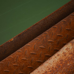 Blades (coastwalker) Tags: abstract green rust minimal linear linien coastwalker