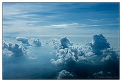 Clouds near Milan