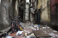 Junk bike alley