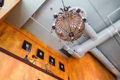 Ceiling (ben.bibikov) Tags: downtown fuji ceiling boise fujifilm xe1 javacafe