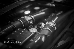 L1003090 (h.m.lenstalk) Tags: leica white black sports car sport 50mm super ferrari m noctilux asph f430 240 f095 typ noctiluxm worldcars 109550