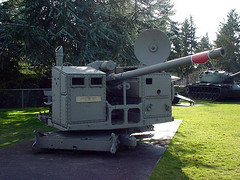 """75mm M51 Skysweeper (2) • <a style=""""font-size:0.8em;"""" href=""""http://www.flickr.com/photos/81723459@N04/9370036660/"""" target=""""_blank"""">View on Flickr</a>"""
