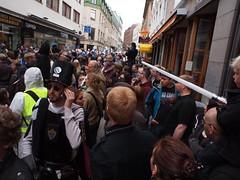 P5251240 (andersripa) Tags: startrek göteborg starwars sweden gothenburg may manga fantasy doctorwho batman sciencefiction sverige hitchhiker tardis maj 2013 götalejon candersripa sfbok wwwsfbokse