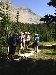 Friday Hike - Siyeh Pass
