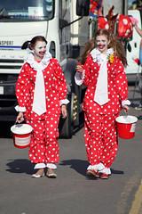 Hastings Carnival Day 2013 clowns (Daves Portfolio) Tags: carnival hastings clowns 2013 hastingscarnival
