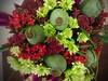 (artesaniaflorae) Tags: papaver celosia crysanthemum ramodeflores bouvardia 2013 ramdeflors jukkaheinonen artesaniaflorae