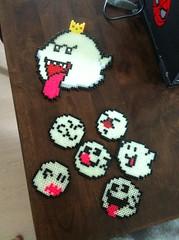 Mario und die Boos - Step 1