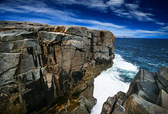 The Gap, Albany, Western Australia (Marc Russo (Australia)) Tags: ocean cliff west beach beautiful danger canon crazy waves gap wave australia western albany wa outback aussie marcrusso