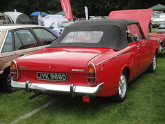 1966 Ford Crayford Corsair GT (GoldScotland71) Tags: ford convertible 1966 corsair 1960s gt crayford jyk969d