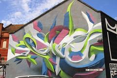 Bristol Graffiti - Painted at Upfest 2013 - Graffiti Artist: Peeta (Andy_Hartley) Tags: urban streetart art bristol graffiti mural graf wallart spray urbanart aerosol graffitiartist spraycan peeta streatart upfest upfest2013