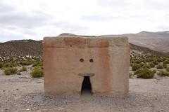 Sajama29 (Marisela Murcia) Tags: bolivia sajama chulpas nationalparksajamaaltiplanobolivianoculturaprehispánicacarangas chullpaspolicromas