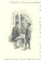Image taken from page 30 of 'The Story of the Rough Riders, 1st U.S. Volunteer Cavalry: the regiment in camp and on the battle field ... Illustrated from photographs ... and with drawings made by R. F. Outcault' (The British Library) Tags: small luggage porter publicdomain sleepingcar page30 pullmancoach vol0 bldigital mechanicalcurator pubplacelondon date1899 sysnum002394104 marshalldavisedward imagesfrombook002394104 imagesfromvolume0023941040