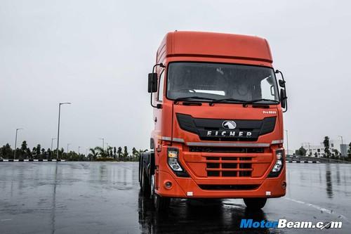 Volvo Eicher Truck Bus Plant Visit