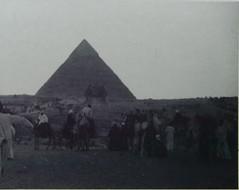 أبو الهول و هرم خفرع (aymanfadel) Tags: tourism pyramid egypt sphynx giza مصر الأهرامات الجيزة أبوالهول السياحة