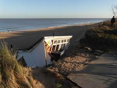 SAM_2865 (.Martin.) Tags: uk homes sea storm coast high december dunes norfolk east damaged surge destroyed tides 6th devastation collapsed anglia clifftop hemsby 2013