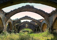 amazing ruins (mujepa) Tags: ruins harbour antique arches historic greece venetian shipyard corfu grèce ruines corfou navalbase gouvia chantiernaval vénitien basenavale mygearandme mygearandmepremium mygearandmebronze photographyforrecreationeliteclub