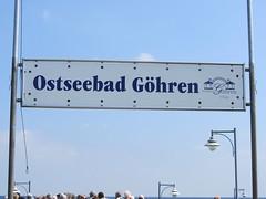 Ostseebad Göhren (v8dub) Tags: holiday beach strand germany deutschland vacances insel rügen isle allemagne ostsee plage ferien vorpommern île ostseebad göhren mecklenbug