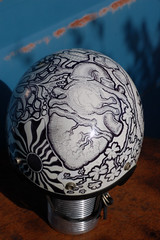Tsunami sharpie helmet (Lockwasher) Tags: heart helmet tsunami sharpie lockwasher