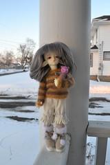 Welcome to Soom Ai (Jemjoop Blythe/BJD) Tags: bear sweater stripes valentine etsy soom ai faun anthro ws amubleu poisonbleu