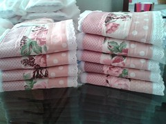 toalha2 (Patchwork Glria Leon) Tags: de banho toalhas