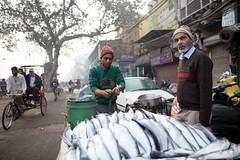 New Delhi street life (BDphoto1) Tags: people food india animals horizontal outdoors photography indian streetphotography butcher editorial ethnic cultural newdelhi