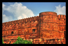 Agra IND - Agra Fort 07