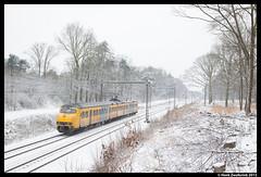 NS 441, Holten 24-1-2015 (Henk Zwoferink) Tags: ns plan v henk spoorwegen holten nsr holterberg nederlandse virm mat64 zwoferink