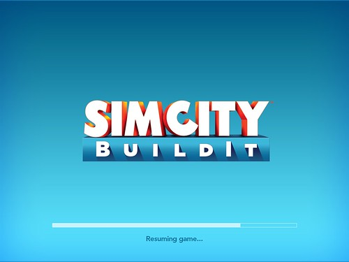 SimCity BuildIt Loading: screenshots, UI