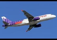 A320-232 | HK Express | B-LCB | HKG (Christian Junker | Photography) Tags: nikon nikkor d800 d800e dslr 70200mm teleconverter aero plane aircraft airbus a320232 a320200 320 a320 32s hkexpress hongkongexpress hongkongshuttle uo hke uo686 hke686 hongkongshuttle686 blcb ufly haagaau 蝦餃 narrowbody lowcostcarrier lcc departure takeoff 07r airline airport aviation planespotting 2322 hongkonginternationalairport cheklapkok hkg vhhh hkia clk hongkong sar china asia lantau kabridge christianjunker wwwairlinersnet flickraward flickrtravelaward hongkongphotos superflickers worldtrekker zensational