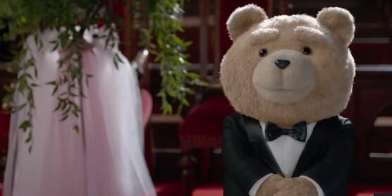 RT @PremiereFR: Mon dieu, Ted sest marié ! Découvrez la bande-annonce de TED 2 en VOST http://t.co/lXNGHxfRC7 http://t.co/XTSmGNo9UD