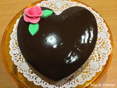 Bizcocho afrodisíaco (eloweyn) Tags: cake postre postres dessert chocolate valentine sanvalentin receta recetas afrodisiaco bizcocho