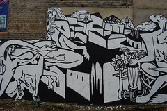 mural in se14 5uj (MATLAKAS) Tags: graffiti riccardomatlakas londonart londonstreetart streetart friezeartfair londonartfair goldsmithsuniversity matlakas palestine