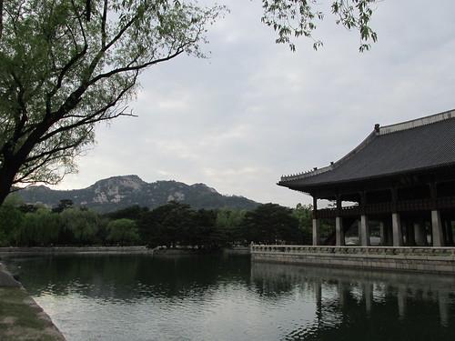 Palais royal, Séoul, Corée du Sud